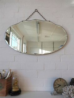 684 Best Vintage Mirrors Images