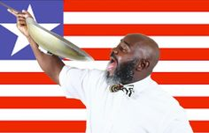 'A REVOLUTION OF CULINARY PROPORTIONS: ENJOY GOURMET AFRICAN FOOD WITH A CLICK OF YOUR MOUSE' is our special Independence Day feature paying homage to Liberian-born executive chef Thomas Hare who has been making Liberia and Africa proud.  Chef Thal as he is commonly called has brought tremendous innovation to the African food business in the US through mail order food company @libfood.  Go to liberianecho.com to read more about him.  #liberia #liberianecho #liberiaindependenceday