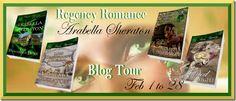 Kelly P's Blog: Blog Tour Giveaway ~ Regency Romance by Arabella Sheraton