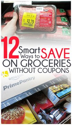 1. Earn cash back with Ebates on Walmart groceries that you order online and pick up in store.