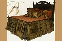 Main picture of Belize Bedset from Reilly-Chance Collections Luxury Bedding Manufacturers