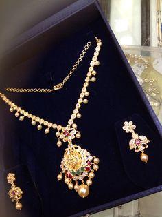 33 gms necklace set