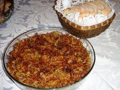 Receita de Arroz com lentilhas e cebola  Mjadra - 2011 (Direitos reservados Erika Horst)