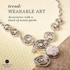 Wearable Art http://www.mymagnoliaandvine.ca/c465