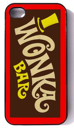 Just ordered this ->  Wonka Bar  iphone 4 case  iphone case  iphone 4s by ExpressoPrint, $19.95