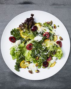 We asked five New York restaurants for their favorite summer salad recipe. Today's comes from Narcissa in the East Village.