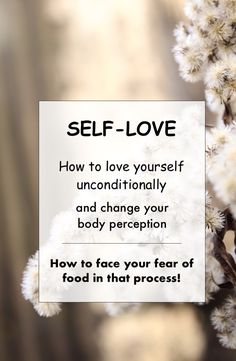 How to love yourself unconditionally and change your body perception! Because self-love is the key to everything, step into your power and show love and compassion for your body & soul. #mindful #selfcare