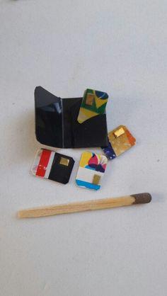 Carteira cartoes de credito miniatura