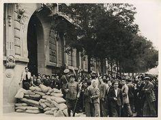 Spain - 1936. - GC - Madrid, 20 juillet 1936