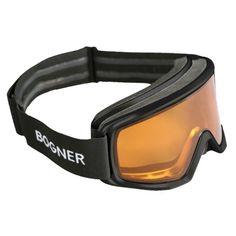Bogner Snow Goggles Light Black | Mens & Womens Ski Goggles