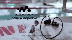 Sony Walkman NWZW273   Reproductor MP3 acuático en auriculares   Video p...