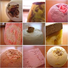 Really nice and clear site about bath bombs ingredients. Difference between Sodium Laureth Sulfate and Sodium Lauryl Sulfoacetate (from palm and cocos) as bubble agent and multiple diy recipes