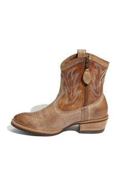 Duluth Trading Company Ariat Billie Boots available in 3 colors