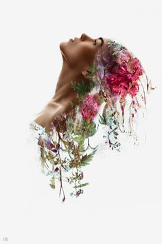 Beautiful moments in life Creative Portraits, Creative Photography, Art Photography, Surealism Art, Photographie Portrait Inspiration, Double Exposure Photography, Photocollage, Digital Art Girl, High Art