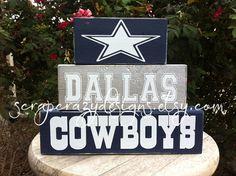 Dallas Cowboys Set by ScrapCrazyDesigns on Etsy Dallas Cowboys Crafts, Dallas Cowboys Quotes, Dallas Cowboys Baby, Cowboys 4, Dallas Cowboys Football, Football Baby, Football Decor, Cowboy Love, Cowboy Theme