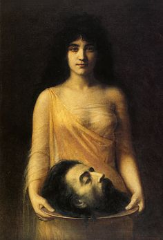 Jean Benner - Salome (1899)