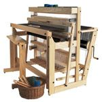 When I win the lottery I shall also have a large floor loom. :)