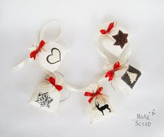 Świąteczna girlanda - Boże Narodzenie (proj. MaAg Scrap), do kupienia w DecoBazaar.com