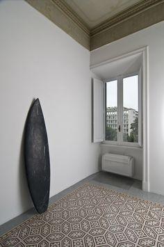 Marble Surfboard by Reena Spaulings