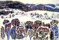 Search more than works and discover a range of Canadian and European art, renowned photographs, Inuit art, contemporary American art, and more. David Milne, Inuit Art, National Art, Snow Scenes, Canadian Artists, Wood Carvings, Watercolor Techniques, Watercolours, Ottawa