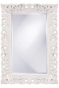 Barcelona Wall Mirror..as vanity mirror over desk?