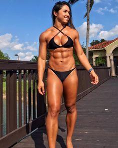 Ripped Girls, Sporty Girls, Strong Girls, Muscle Girls, Fit Chicks, Bikini Bodies, Academia, Fitness Inspiration, Crossfit Inspiration