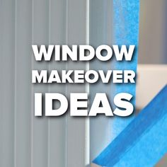Transform a room by transforming your windows!