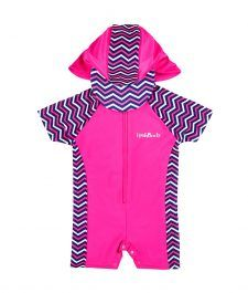chevvy pink rashsuit short sleeve RSCP1516 000-3 (2) Swimming Suits, Swimsuits, Swimwear, Wetsuit, Beachwear, Girls, Sleeves, Pink, Fashion