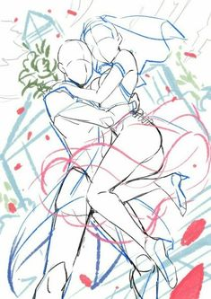 87 best couple poses (drawing) images in 2019 Couple Poses Drawing, Drawing Reference Poses, Couple Drawings, Drawing Skills, Drawing Sketches, Drawing Techniques, Art Drawings, Drawing Tips, Couple Poses Reference