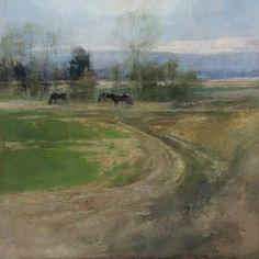 Douglas Fryer: Autumn Grazing