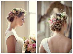 Trenzas para novias e invitadas | Preparar tu boda es facilisimo.com