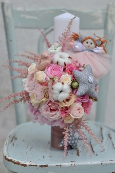 Instagram Blog, Baby Shower Decorations, Flower Decorations, Arts And Crafts, Paper Crafts, Church Flowers, Point Lace, Snowman, Floral Wreath