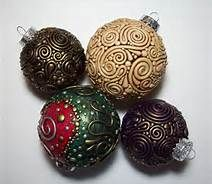 clay ornaments - Bing Images