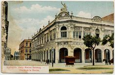 Habana. Daily Marina Building. -- Diario de la Marina., via Flickr.