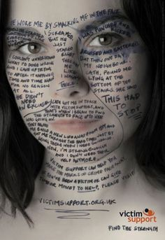 Words can talk - Domestic violence