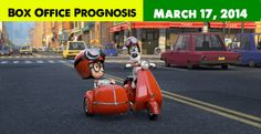 Box Office Prognosis: Mr. Peabody Rises to the Top, Need for Speed Does Okay, & Tyler Perry Finally Fails | Geek Binge