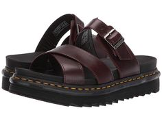 Shop the latest collection of Dr.Martens Mens Ryker Brando Leather Sandals from the popular stores - all in one Dr. Martens, Gladiator Sandals, Leather Sandals, Men Sandals, Simple Shoes, Goodyear Welt, Us Man, Metal Buckles, 1 Oz