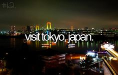 I know you really want to go here and I do as well. I think this would be a really cool trip! Do some amazing sightseeing. :)