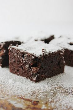 mars bar brownies.