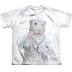 Kids Pets Rock/Church T Shirt