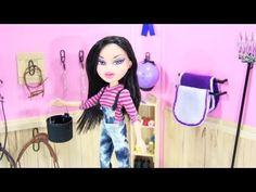How to Make a Doll Tack Room and Other Horse Stuff - can make larger to fit American Girl.