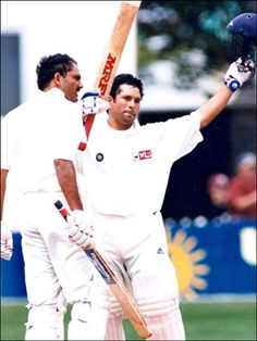 Century No. 38: 113 vs New Zealand, Wellington 1998
