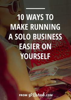 10 ways to make runn