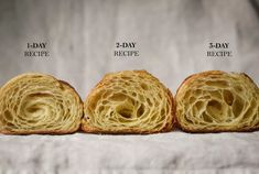 Classic French Croissants 101 Guide - Pardon Your French Baking Bread And Pastries, French Pastries, Italian Pastries, Breakfast Pastries, Making Croissants, Homemade Croissants, Homemade Breads, French Croissant, Puff Pastry Croissant