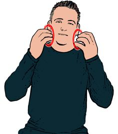 British Sign Language Dictionary, Sign Language Words, Sign Language Alphabet, Learn Sign Language, American Sign Language, Bsl, Educational Websites, Aspergers, Signs