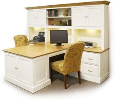 Office Desk Double Sided