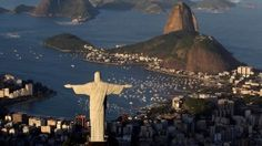 Brazil is the largest country in South America, and the fifth largest country in the world. Its coastline stretches 4,500 miles along the Atlantic Ocean. It borders every South American country except Ecuador and Chile. For more fun Brazil facts, go here: http://easyscienceforkids.com/all-about-brazil/