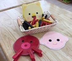 大公開! モンテッソーリ手作り教材 (リブログ大歓迎) | モンテッソーリ幼児教室deイライラ育児→にこにこ育児にチェンジ!! Diy And Crafts, Crafts For Kids, Montessori Activities, Kids Education, Childcare, Kids Toys, Felting, Preschool, Crafts For Children