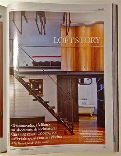 LOFT STORY Pubblicazione Su IO DONNA Del CORRIERE DELLA SERA  - Picture gallery
