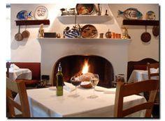 Santorini Restaurant in Chicago's Greektown.  Excellent food - lots of fun!!